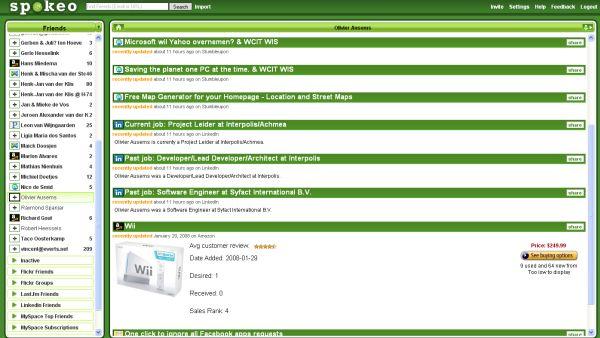contacten importeren naar gmail