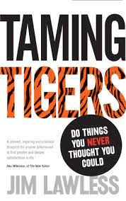 Jim Lawless taming tigers